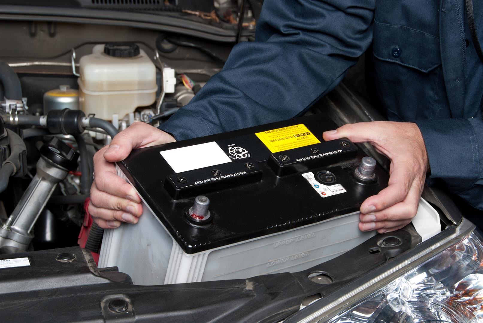 Caring for A Car Battery