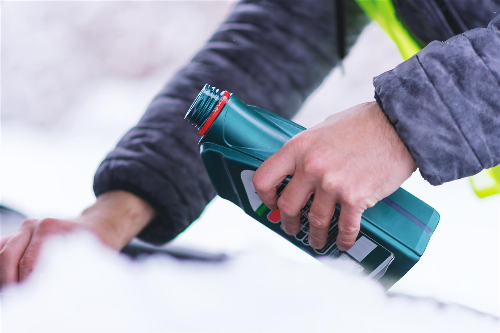The Effects Freezing Temperatures Have on Your Car's Fluids