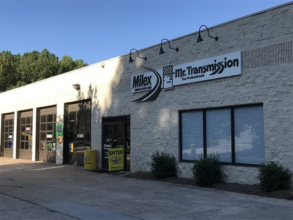 Mr. Transmission/Milex Store Opens in Cary, NC