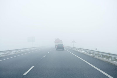Six Tips for Driving in the Fog
