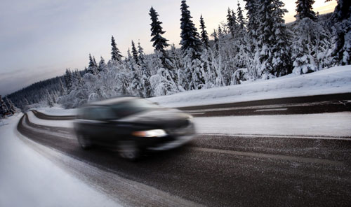 Colder Temperatures and the Effects on Gas Mileage