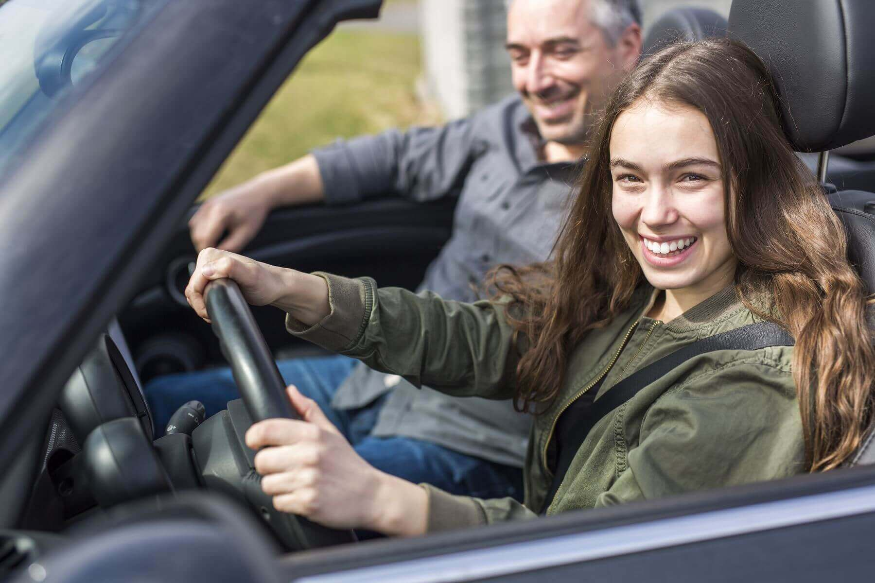 Five Things to Teach Your Teen About Car Maintenance